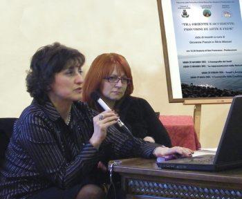 Giovanna Franzin e Silvia Massari Pontecurone