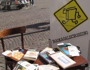 Bookasalecrossing: l'ultimo appuntamento per il 2015 sarà sabato 7 novembre in piazza Mazzini