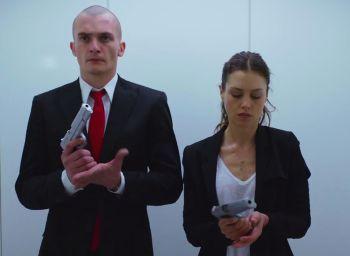 I due protagonisti del film