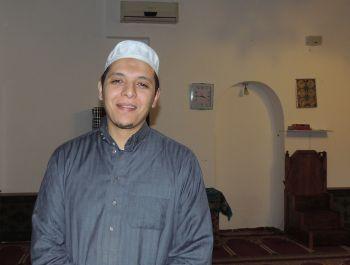 L'imam di Tortona Jakhlal Hicham