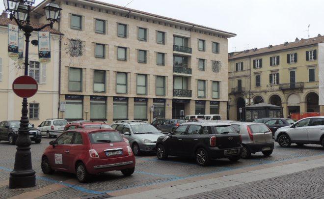 Da oggi a Tortona si parcheggia gratis fino al 31 dicembre