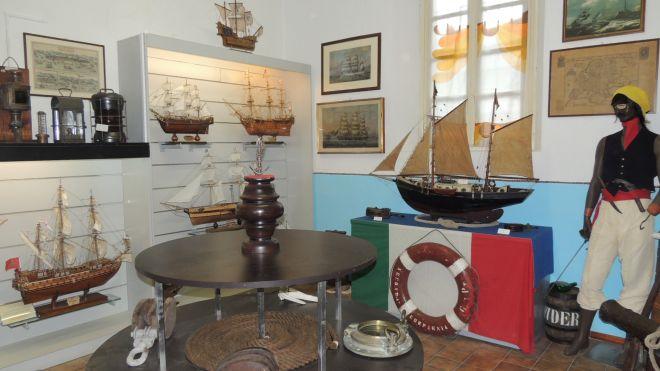Una nuova sala al museo del mare di Tortona, uno dei pochi del nord Italia ricco di cimeli, visitatelo!
