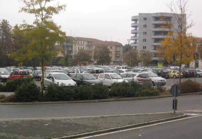 A Novi riaperto il parcheggio in piazza Matteotti