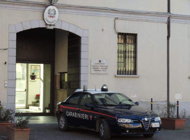 Chignolo Po, entra in un Comunità per rubare, arrestato dai carabinieri di Voghera