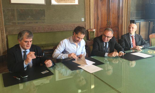 Firmata la convenzione per la realizzazione del Museo del Cappello Borsalino