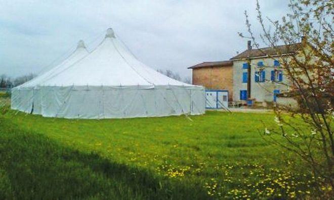 Al circo di elilu a Castelnuovo Scrivia la scuola di agricoltura multifunzionale