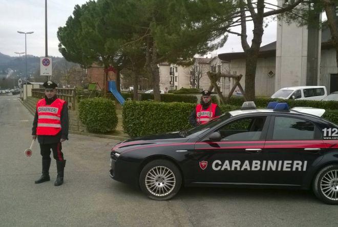 Automobilista denunciato dai Carabinieri di Casale
