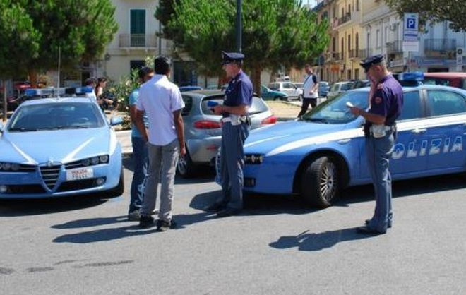 Nuovo servizi straordinari di controllo della Polizia a Novi e Serravalle Scrivia: nel mirino 109 persone