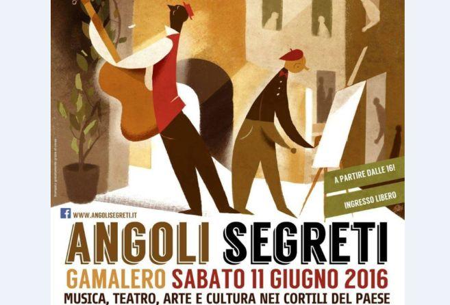 Sabato a Gamalero si festeggia fino a notte fonda con 100 artisti