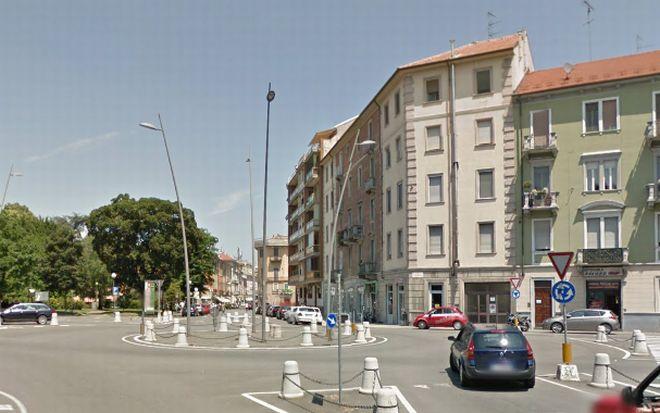 A Casale un'installazione in Piazza Dante per onorare il Sommo Poeta