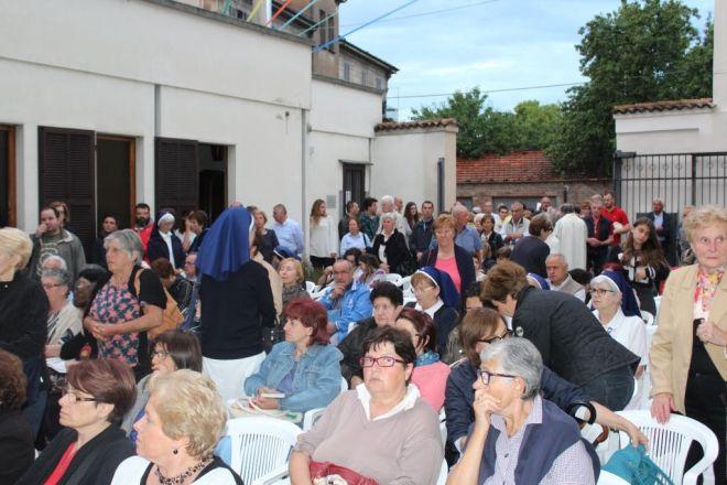 Festa di sant'Antonio nella parrocchia orionina di Voghera