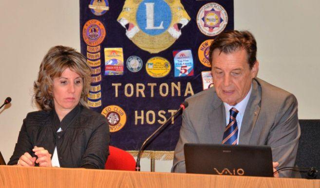 Il Lions club di Tortona ha regalato un' autoemoteca alla Croce Rossa. In Italia ne esistono solo quattro così