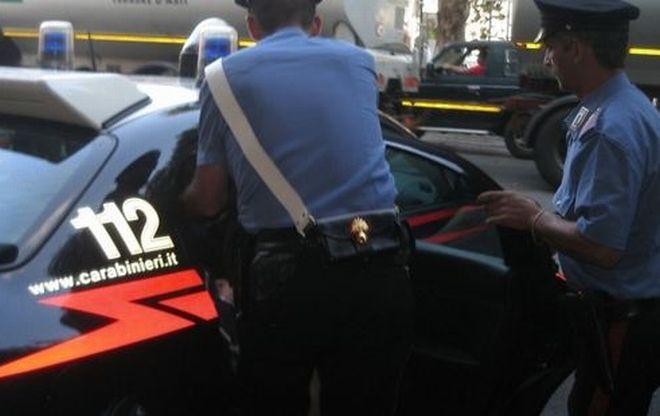 Solero, italiano denunciato per furto