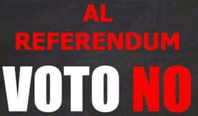 A Novi costituito il Comitato per il NO al Referendum
