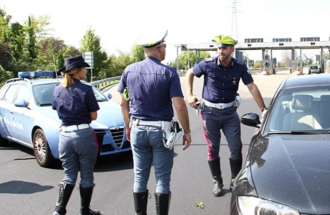 Nuovo Comandante alla Polizia stradale di Ovada