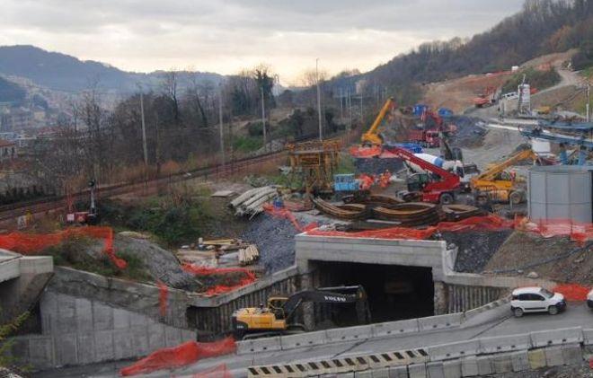 Sversamento dal cantiere di Novi Ligure del Terzo Valico: nessun inquinamento delle acque superficiali