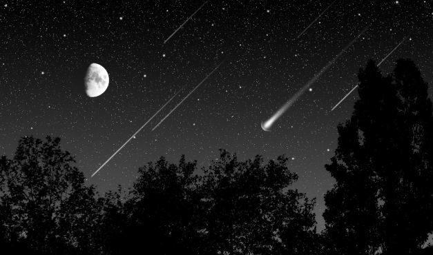 Sabato all'Osservatorio di Casasco la notte delle stelle cadenti