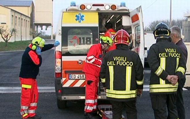 Grave incidente a Castellazzo Bormida, uomo di 45 anni in prognosi riservata