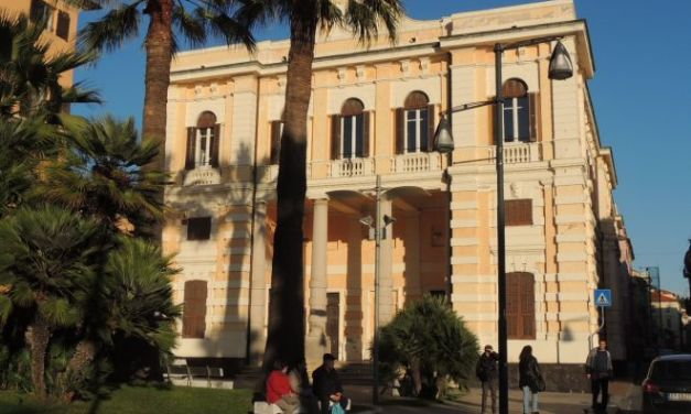 Un incontro pubblico alla Biblioteca comunale di Imperia