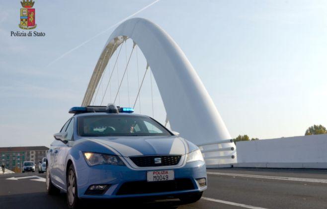 Controlli straordinari della Polizia ad Alessandria, i risultati
