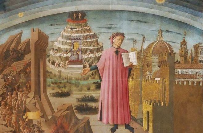 """A Serravalle scrivia """"Storia della Beatrice di Dante: da Firenze, alle stelle alla Commedia"""" con Andrea Chaves."""