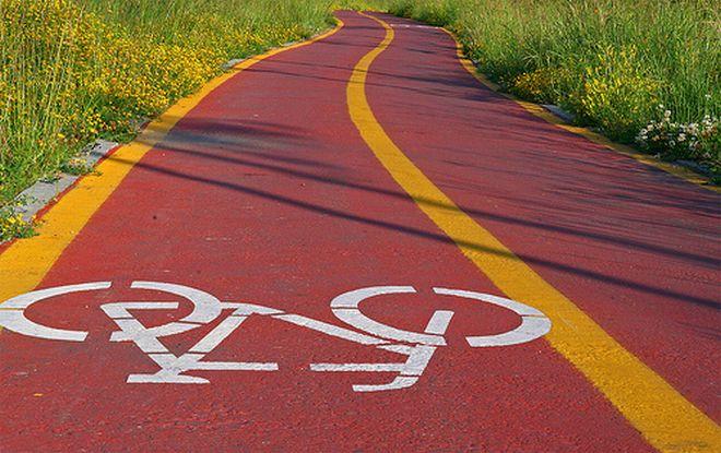 Pronta entro l'estate la nuova pista ciclabile a Bordighera