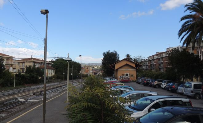 Diano Marina, trasferire il magazzino comunale all'ex stazione costa oltre 12 mila euro