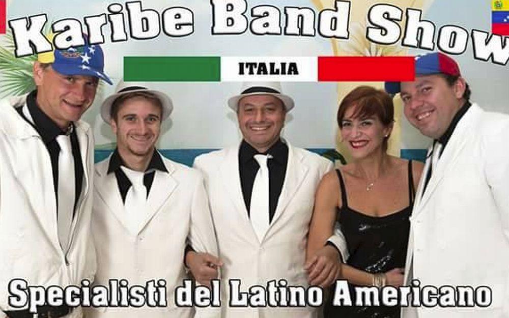 Domenica a San Bartolomeo arriva la Karibe Band