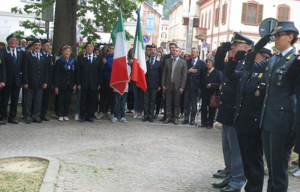 Tortona ha celebrato l'anniversario della Liberazione./Le immagini dell'evento