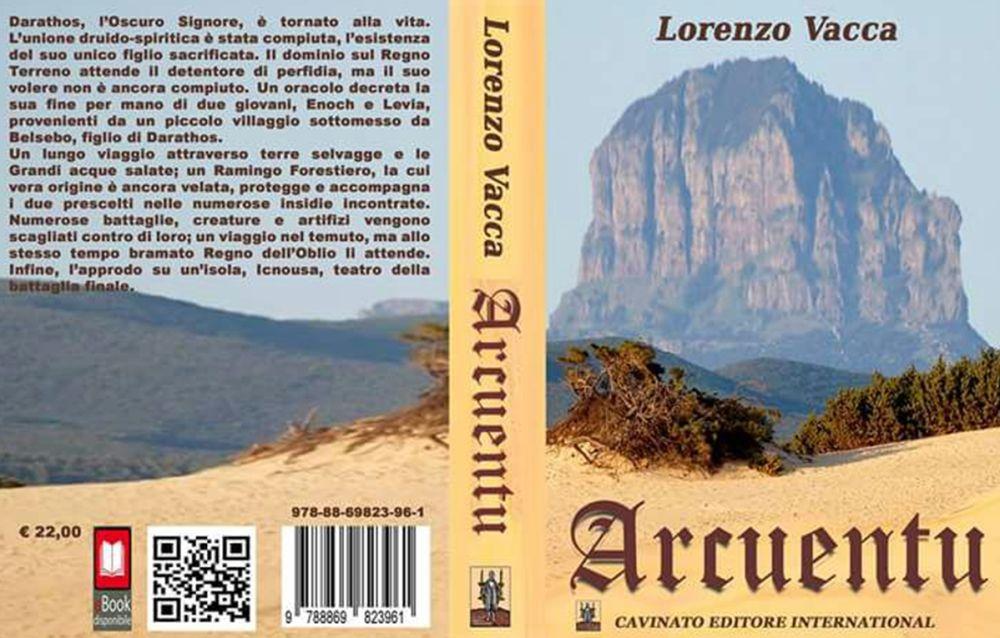 """Sabato a Dolceacqua si presenta il libro di Lorenzo Vacca """"Arcuentu"""" con canti della giovane soprano Jennifer Ciurez"""