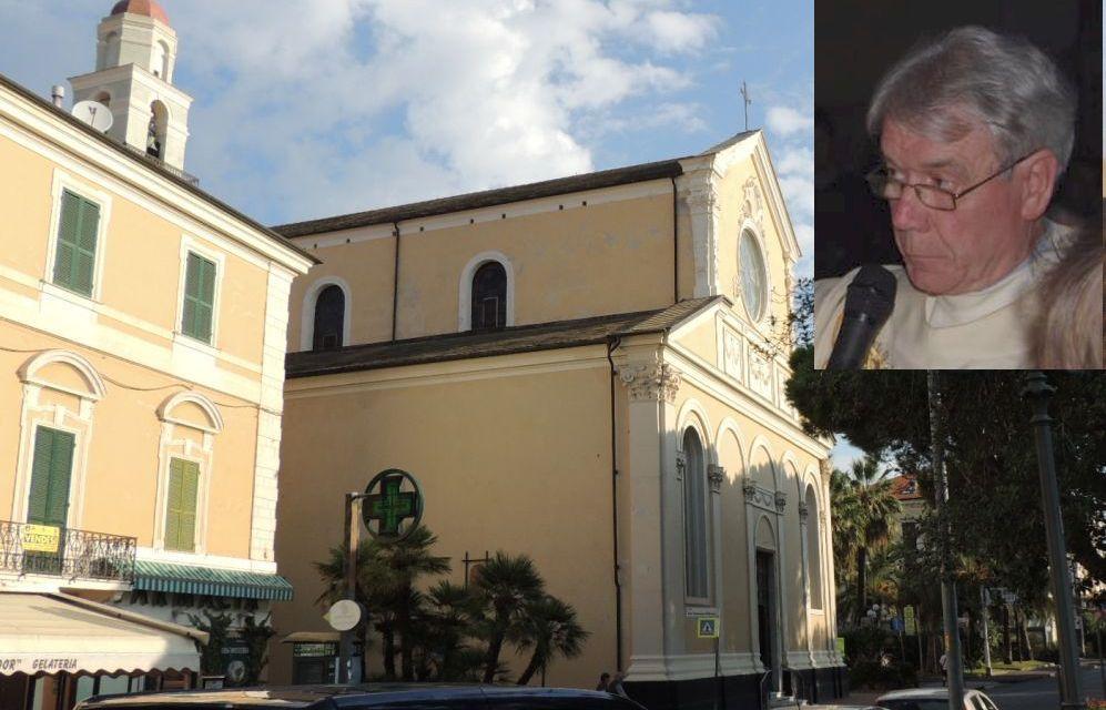 """Don Gianfranco: """"Non c'è posto per i migranti nella parrocchia di Diano Marina, né in canonica né al Don Piana"""""""