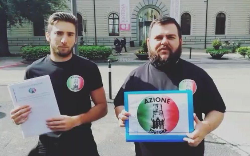Azione Tortona denuncia il degrado delle case popolari alle ex Caserma Passalacqua