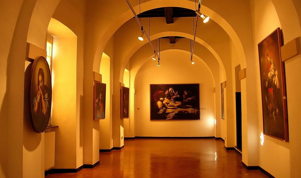 Riapre la Pinacoteca di Voltaggio