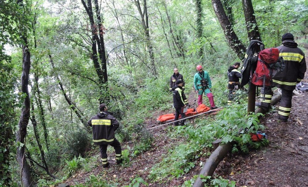 Mobilitazione in Val Borbera per due giovani che si erano persi nei boschi