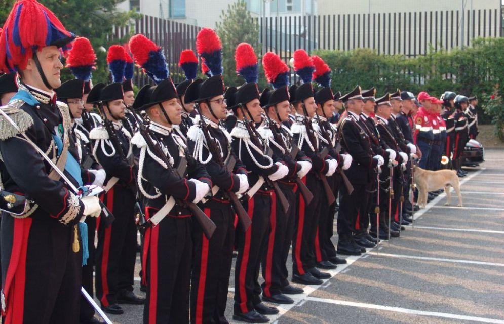 Domani a Imperia la festa dei Carabinieri