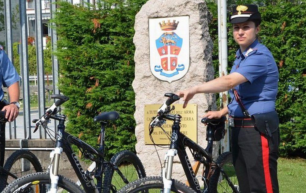Viaggiavano in sella a due mountain bike rubate a Diano Marina,  denunciati per ricettazione