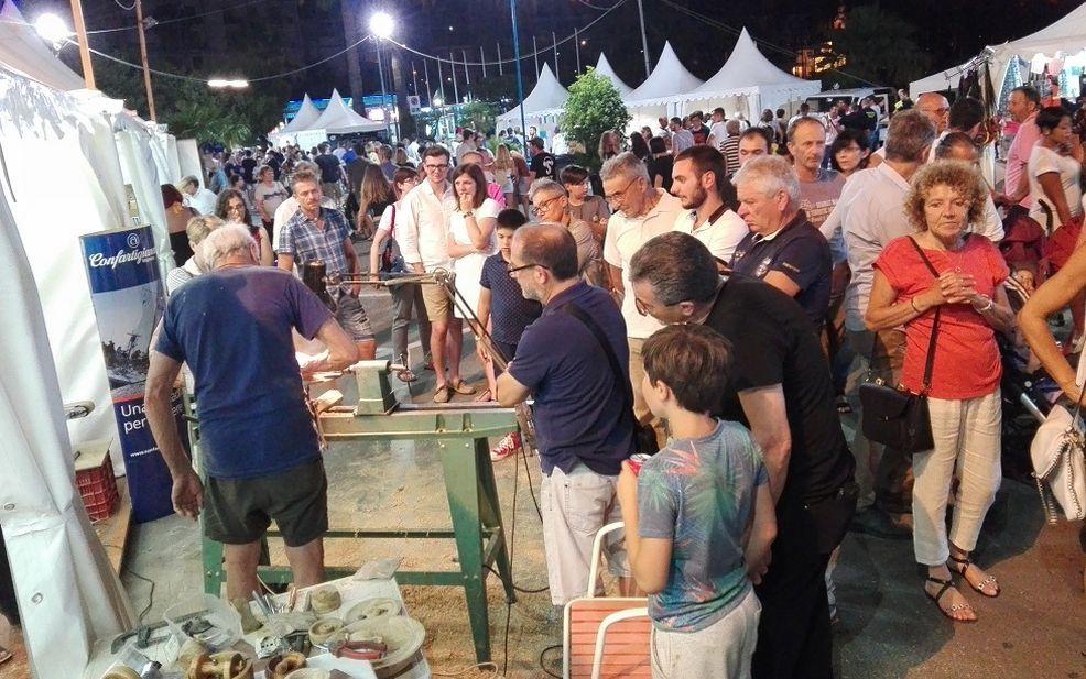 Positivo bilancio di Confartigianato Imperia ad Ineja 2017 con dimostrazioni, degustazioni e momenti di incontro