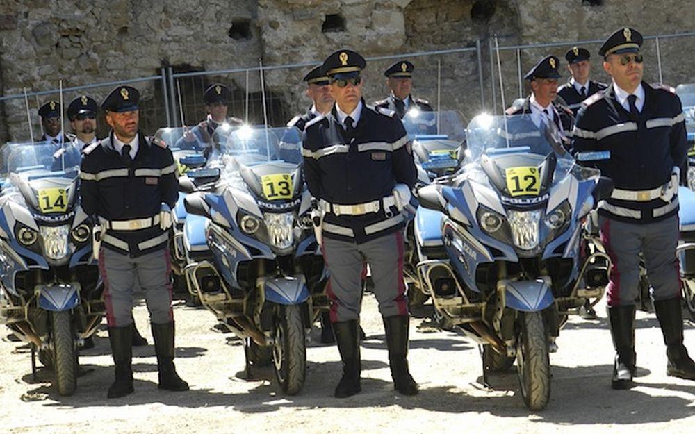 Giovedì 21 a Novi Ligure sfilata della Polizia stradale e concerto