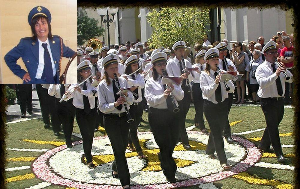 Domenica per le vie di Diano marina sfila la banda musicale