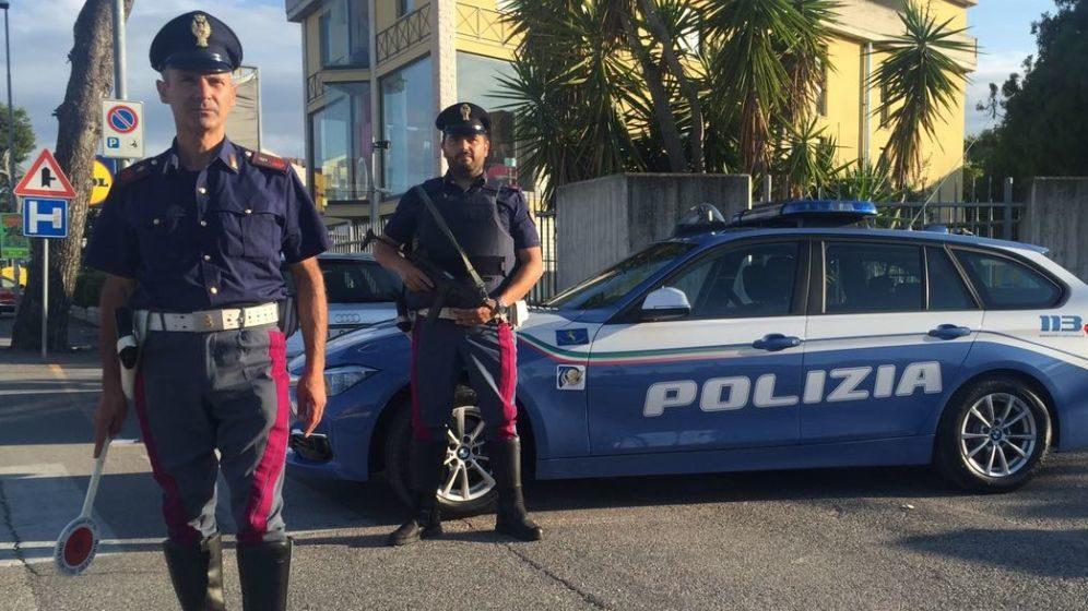 Ventimiglia. Pronto intervento della Polizia a Roverino. Un nigeriano indagato per lesioni personali dolose aggravate