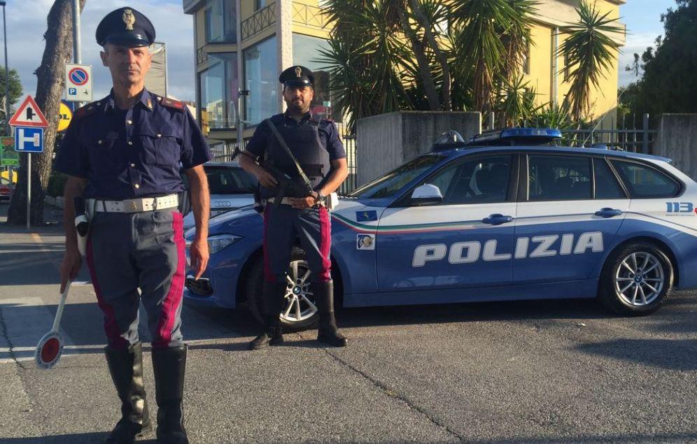 Sanremo, rapina al Carrefour: la Polizia di Stato arresta l'autore