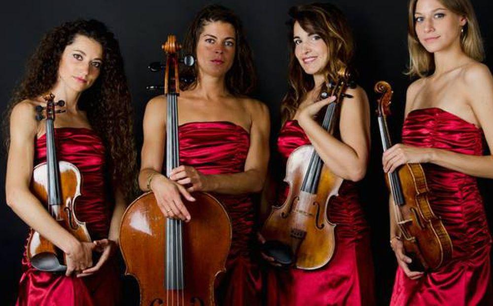 """Giovedì al via a Bordighera la rassegna musicale """"D'autore e d'amore"""" con le Alter Echo String Quartet"""