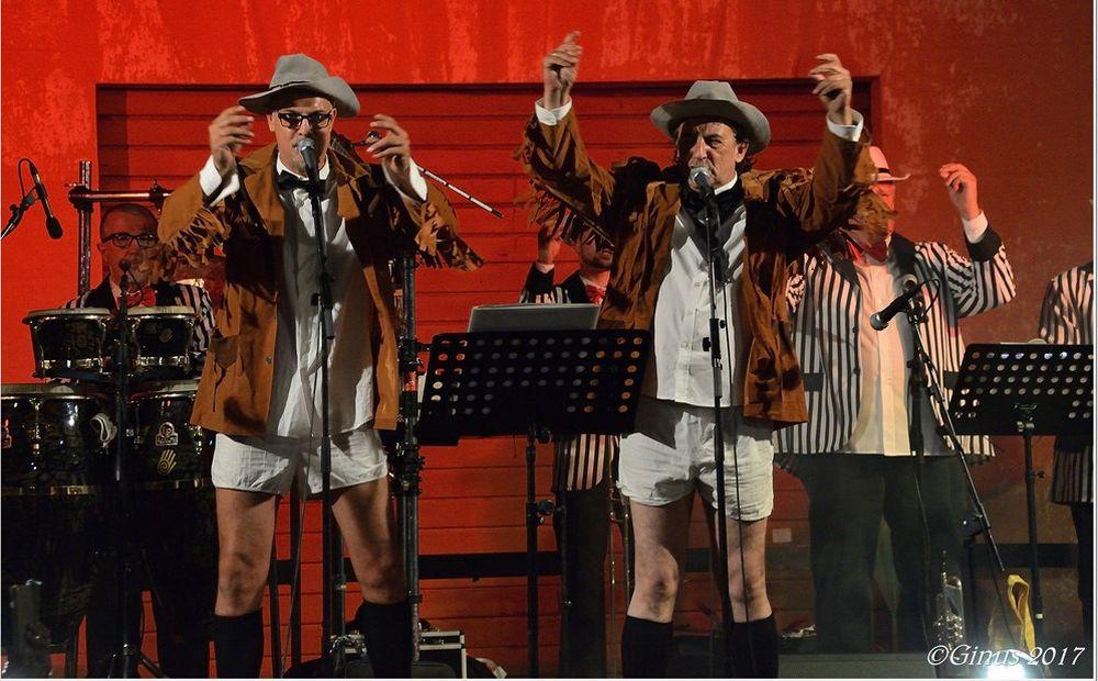 Venerdi' 17 agosto ore 21:30, i Belli Fulminati nel bosco in concerto a Taggia