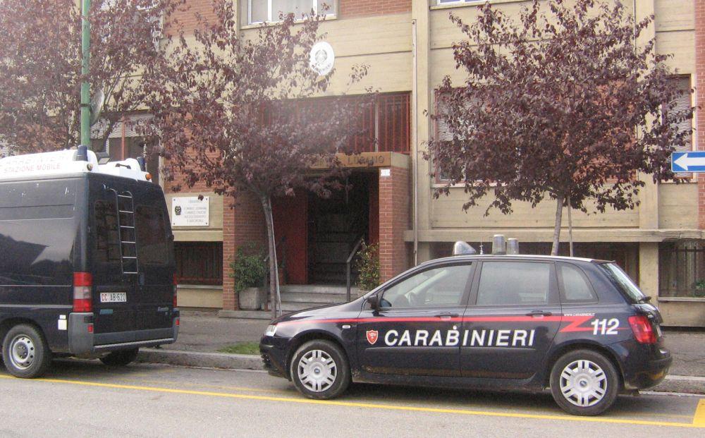 Tenta il furto in una struttura sanitaria a Novi Ligure, denunciato dai Carabinieri