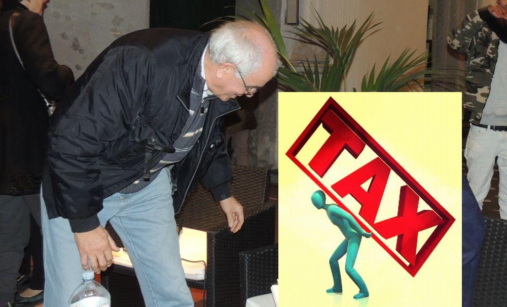 Tutti coloro che non pagano le tasse a Cervo verranno perseguiti dalla Sarida e saranno dolori!