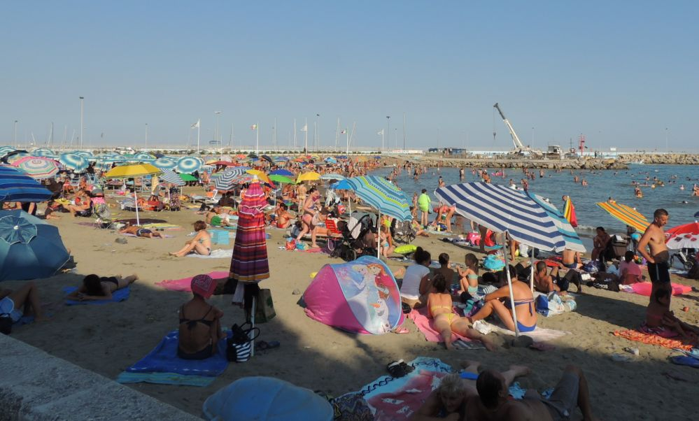 Aumentati di quasi il 6% le presenze a Diano Marina che si conferma terza città turistica della Liguria, prima come turismo balneare straniero