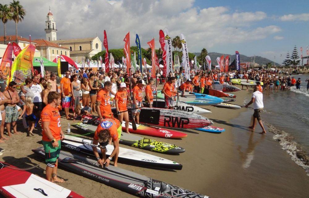 C'é il Wind festival, il Comune di Diano Marina chiude un tratto di passeggiata per tre giorni