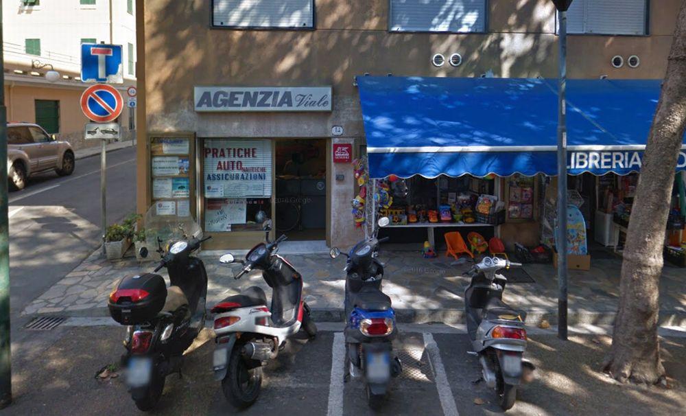 Diano Marina, ucciso con un colpo di fucile il gestore dell'agenzia automobilistica di via Matteotti Roberto Viale