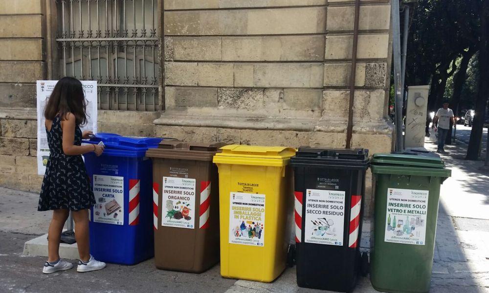 Momentanea sospensione della raccolta dei rifiuti organici ad Alessandria, si riprenderà il 20 agosto