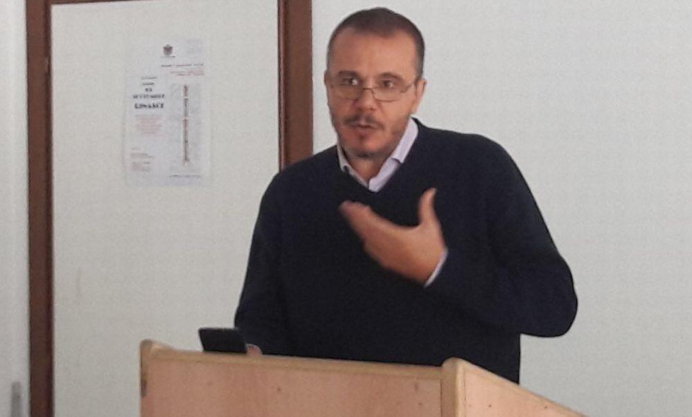 Congresso provinciale del PD ad Alessandria, Fabio Scarsi segretario